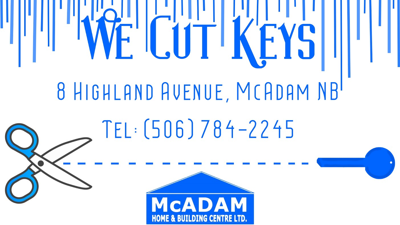 Key Cutting in New brunswick